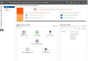 Windows Server 2016 - RDC